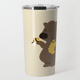 Bee game Travel Mug