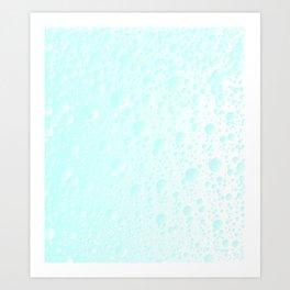 Carbonated Water Art Print