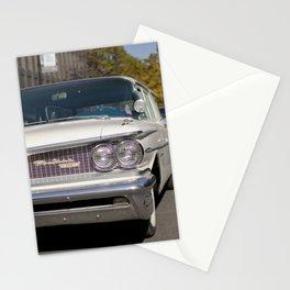 Vintage white Pontiac Stationery Cards