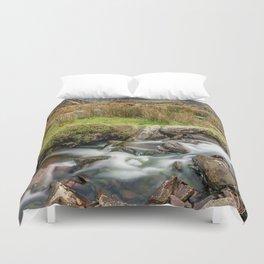 Tryfan Snowdonia National Park Duvet Cover