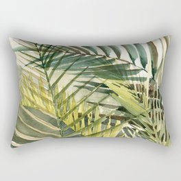 Arecaceae - household jungle #2 Rectangular Pillow