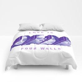 Love is Four Walls f(x) Comforters