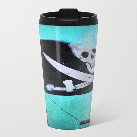 Arrgghhh Metal Travel Mug