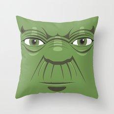 Yoda - Starwars Throw Pillow