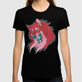 Ravewolf -Teal and Berry T-shirt