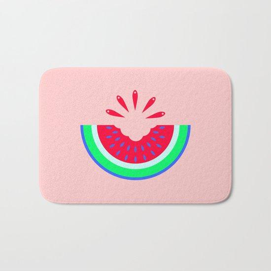 Super Fresh Watermelon Bath Mat