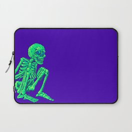 Melty Skelty Laptop Sleeve