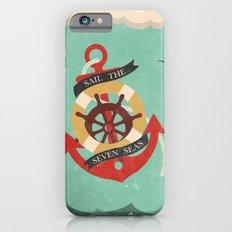 Sail The Seven Seas iPhone 6s Slim Case