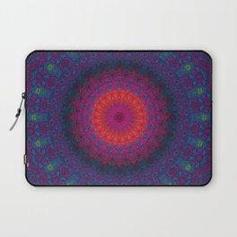 Lacy Mandala Laptop Sleeve