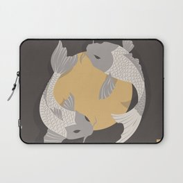 Koi fish 003 Laptop Sleeve