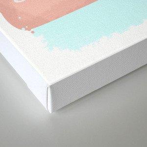 Mana-Tea Time Canvas Print