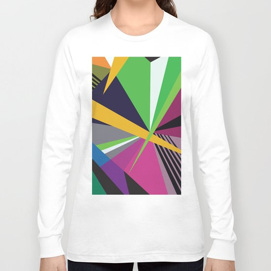 Amazing Runner No. 8 Long Sleeve T-shirt