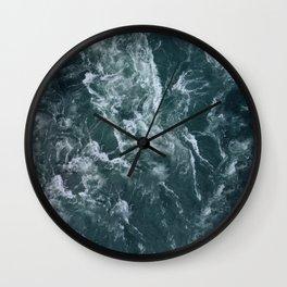 Our Ocean Wall Clock