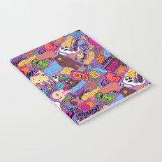 G Pattern Notebook