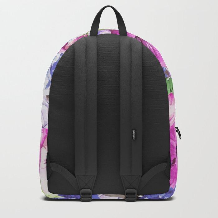 Purple Blossom #society6 #buyart #decor Backpack