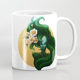 Lady Sunset Coffee Mug