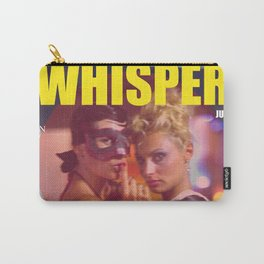 Whisper . Queen Pulp Series Carry-All Pouch