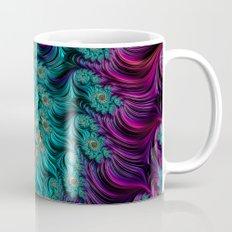 Aqua Swirl Mug