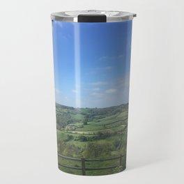 English Countryside Travel Mug