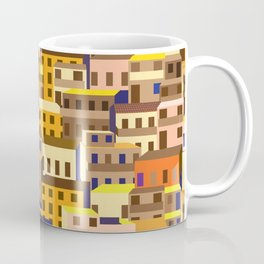 Urban Favela Coffee Mug