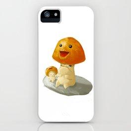 Happy Cap iPhone Case