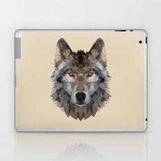 wolf trendy Laptop & iPad Skin