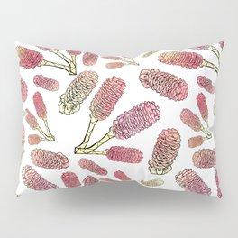Australian Native Flowers - Beehive Ginger Pillow Sham