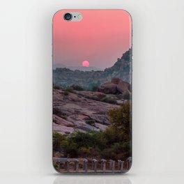 Jungle book: sunrise iPhone Skin