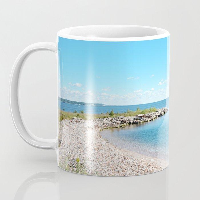AFE Tommy Thompson Park 2, Beach Photography Coffee Mug