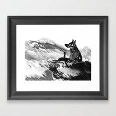 Dream View series I Framed Art Print