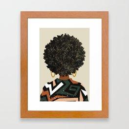 Black Art Matters Framed Art Print