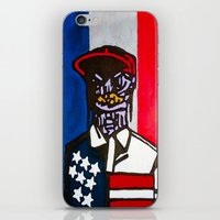 asap rocky iPhone & iPod Skins featuring ASAP Unicorn by TheArtGoon