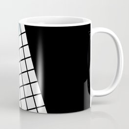 Checkered triangle Coffee Mug