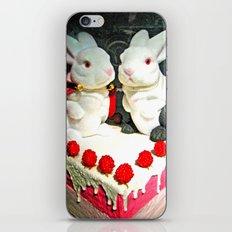 Rabbies iPhone & iPod Skin