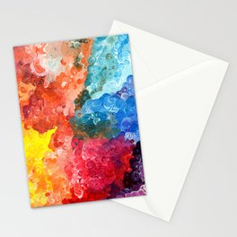 Curvaceous Purity Stationery Cards