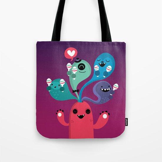 We love Fiesta Tote Bag