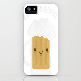 Beer Love iPhone Case