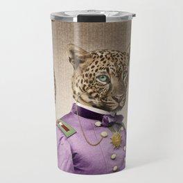 Grand Viceroy Leopold Leopard Travel Mug