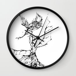 cool sketch 56 Wall Clock