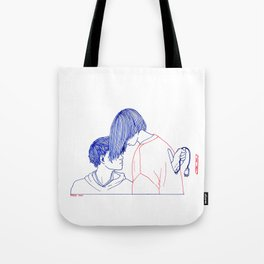 Turn Off Tote Bag