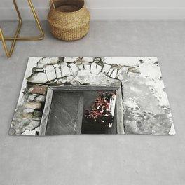 CRETAN DOOR no3-c Rug