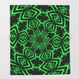 Rave Explosive Throw Blanket