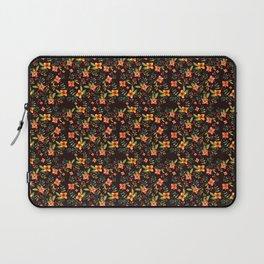 Flower Watercolor Pattern Laptop Sleeve