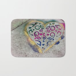 Street h'Art Bath Mat