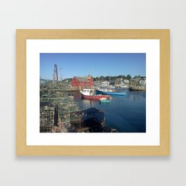 This is just a nice picture to give a relative Framed Art Print