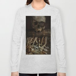 The Lost Treasure Long Sleeve T-shirt