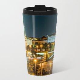 Night in Moscow Travel Mug