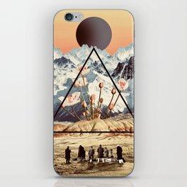 Desert Orchid iPhone Skin