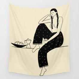 MORNING Wall Tapestry