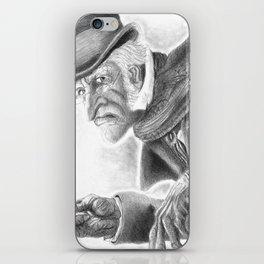 Mr. Scrooge iPhone Skin